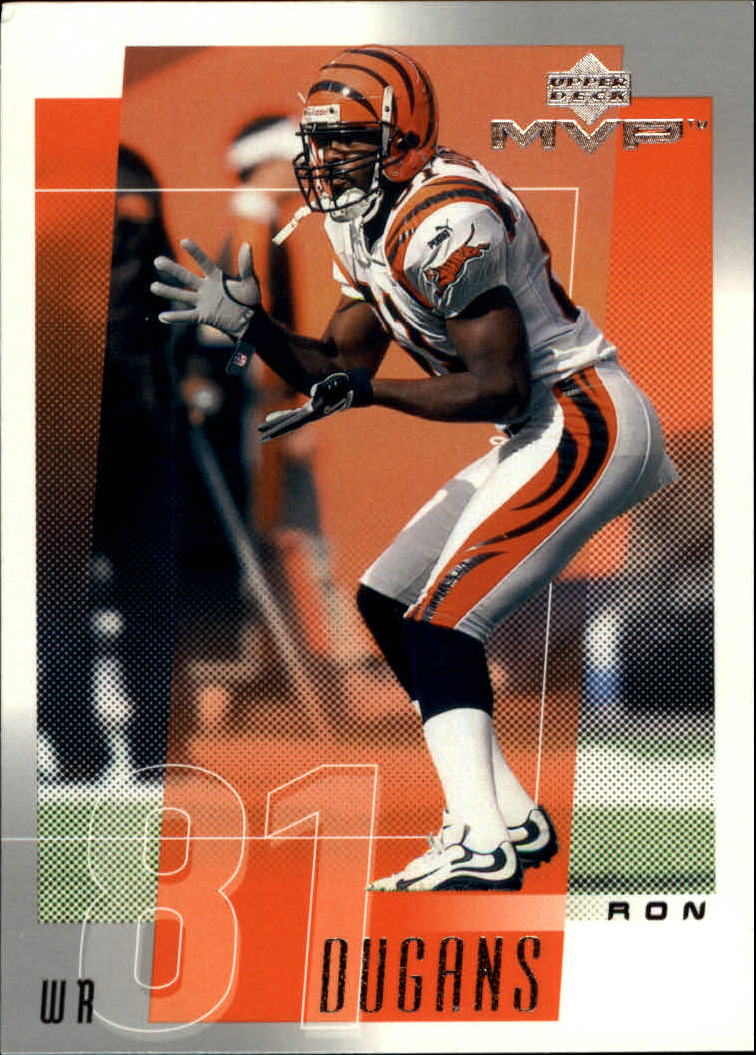 2001 Upper Deck MVP #58 Ron Dugans