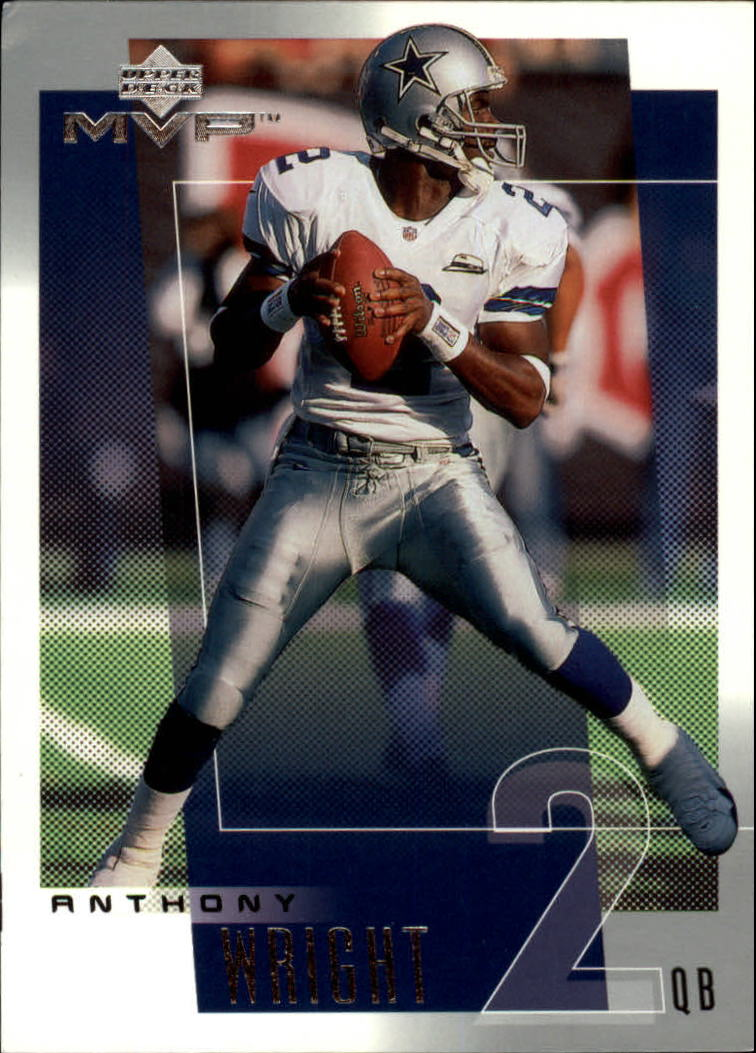 2001 Upper Deck MVP #75 Anthony Wright