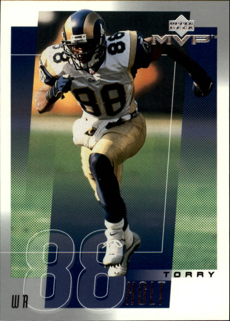 2001 Upper Deck MVP #220 Torry Holt