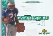 2001 Upper Deck MVP Souvenirs #RE J.R. Redmond