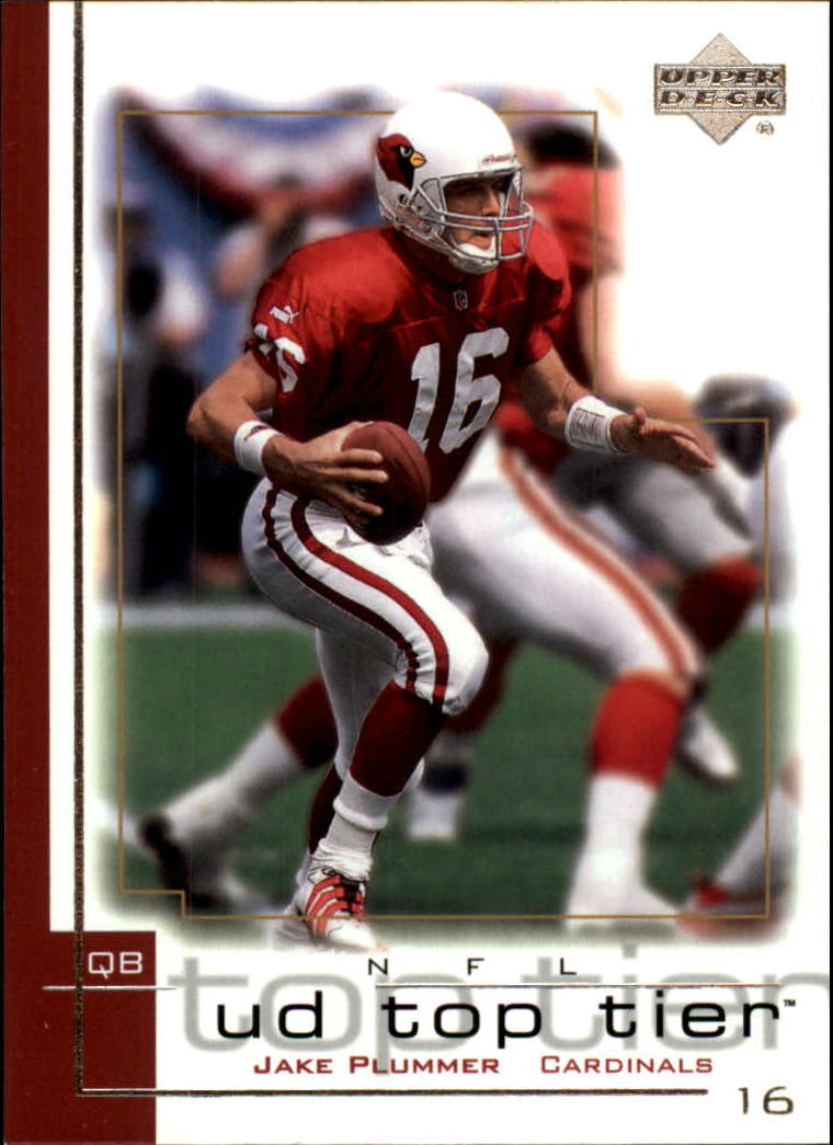 2001 Upper Deck Top Tier #1 Jake Plummer