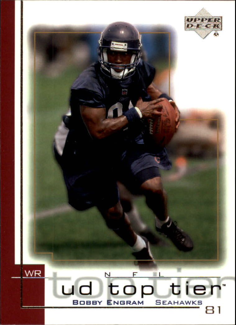 2001 Upper Deck Top Tier #32 Bobby Engram