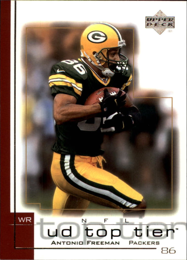 2001 Upper Deck Top Tier #65 Antonio Freeman