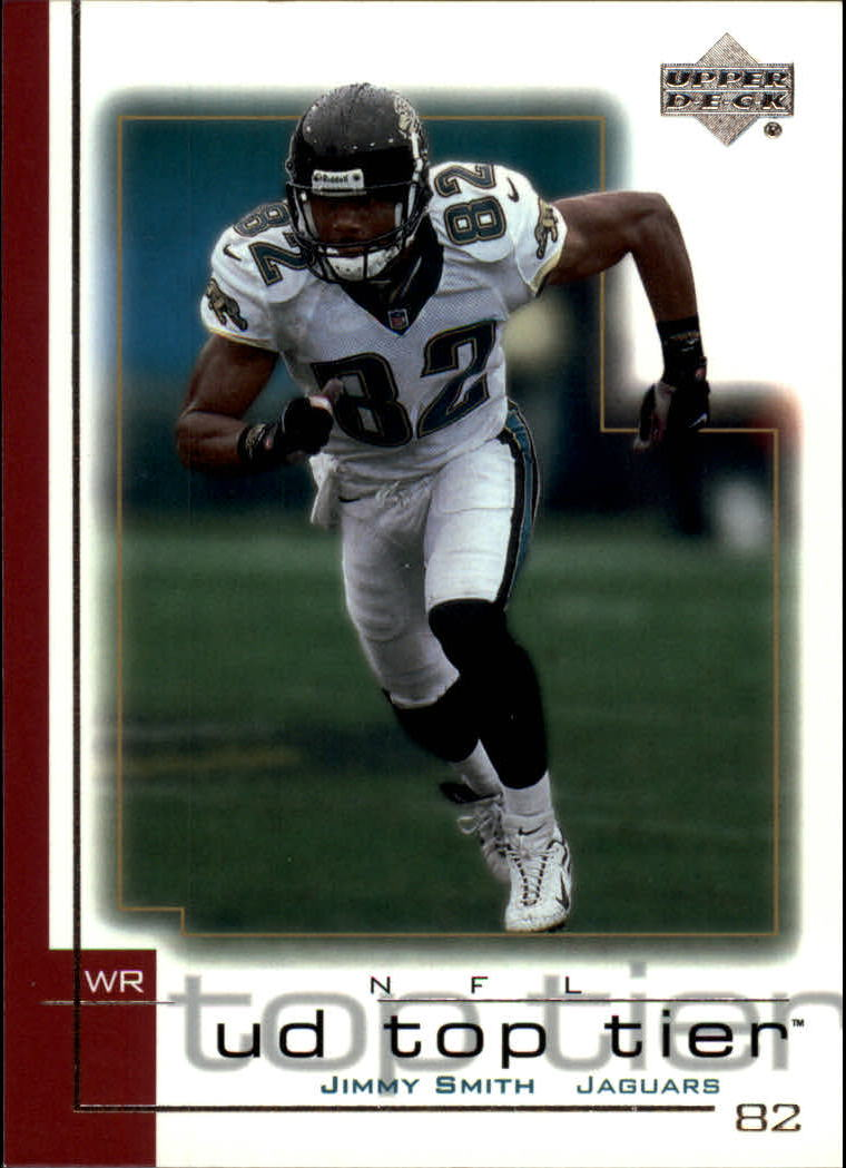 2001 Upper Deck Top Tier #78 Jimmy Smith