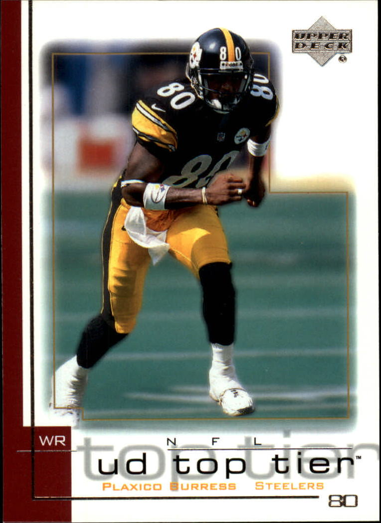 2001 Upper Deck Top Tier #135 Plaxico Burress