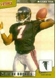 2001 Upper Deck Victory Gold #374 Michael Vick