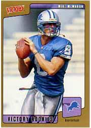 2001 Upper Deck Victory Gold #393 Mike McMahon