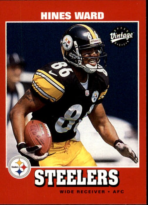 2001 Upper Deck Vintage #137 Hines Ward