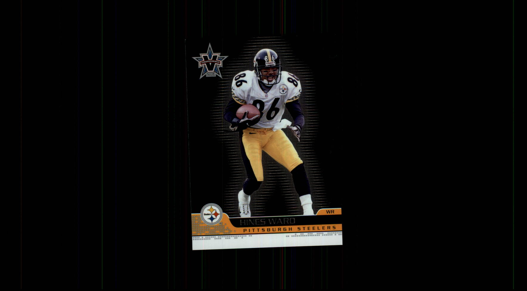 2001 Vanguard #76 Hines Ward