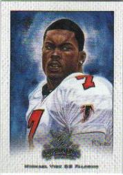 2002 Gridiron Kings Samples #3 Michael Vick