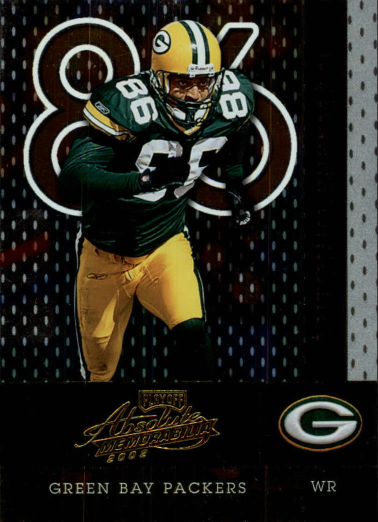2002 Absolute Memorabilia #7 Antonio Freeman