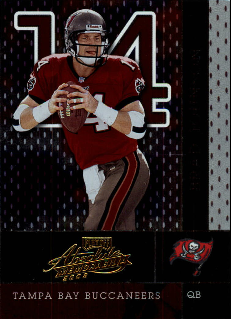 2002 Absolute Memorabilia #11 Brad Johnson