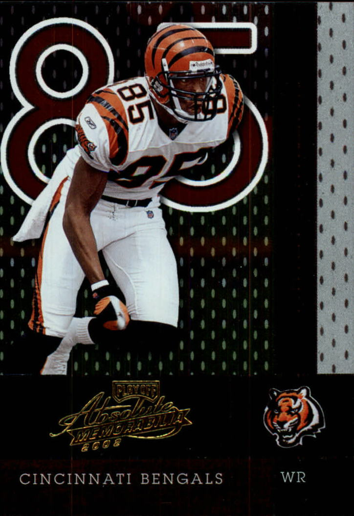 2002 Absolute Memorabilia #15 Chad Johnson