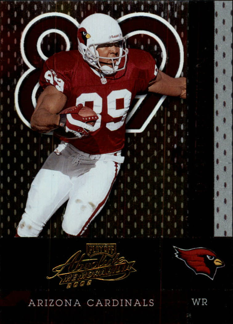 2002 Absolute Memorabilia #31 David Boston