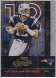 2002 Absolute Memorabilia #134 Tom Brady