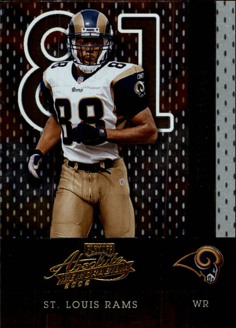 2002 Absolute Memorabilia #137 Torry Holt