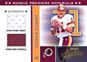 2002 Absolute Memorabilia #222 Patrick Ramsey RPM RC