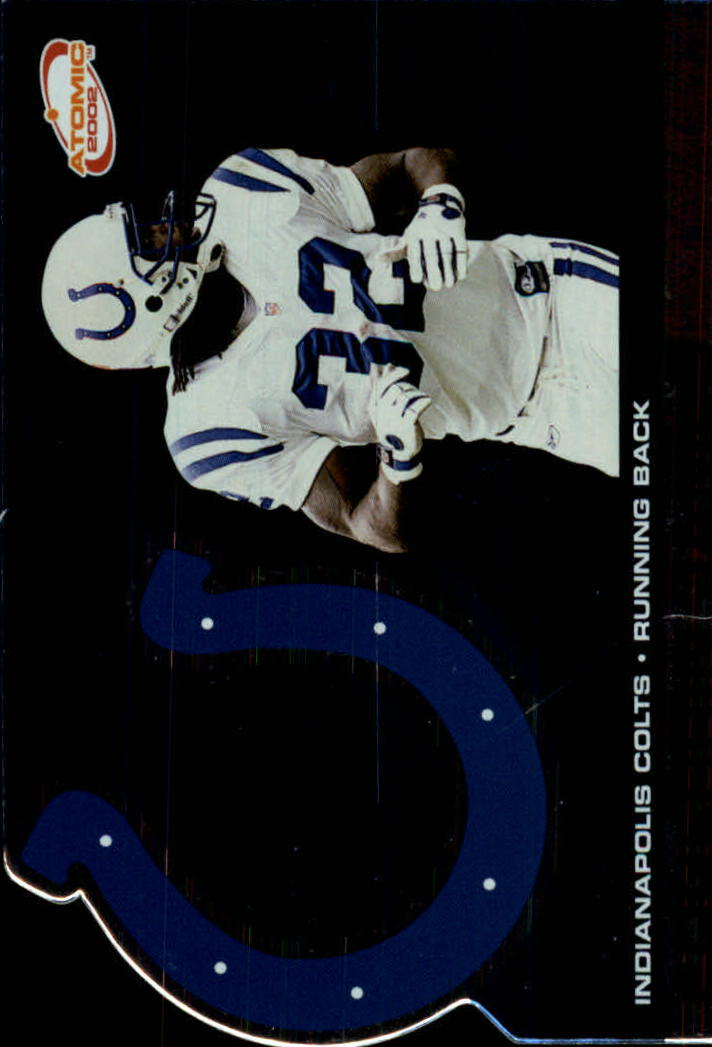 2002 Atomic #42 Edgerrin James