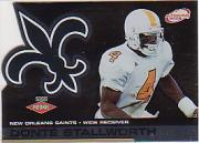 2002 Atomic #123 Donte Stallworth RC