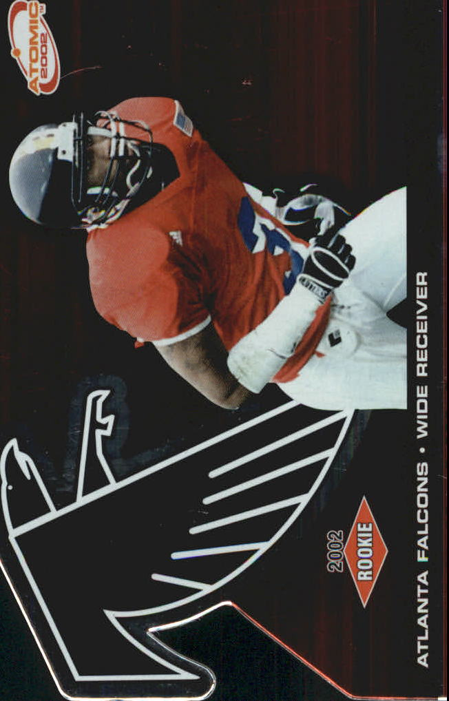 2002 Atomic Retail Rookies #128 Kahlil Hill RC