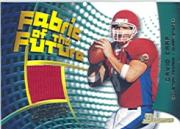 2002 Bowman Fabric of the Future #FFDC David Carr B
