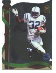 2002 Crown Royale #60 Edgerrin James