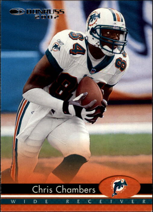 2002 Donruss #101 Chris Chambers