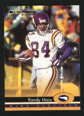 2002 Donruss #108 Randy Moss