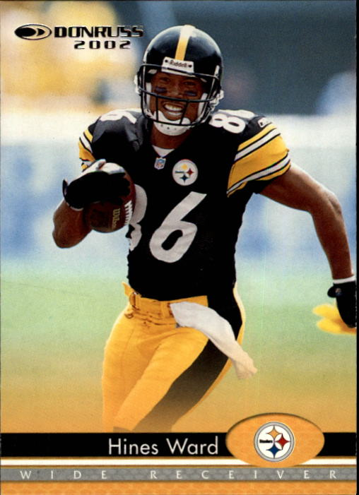 2002 Donruss #149 Hines Ward