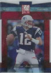 2002 Donruss Elite Status #30 Tom Brady/88