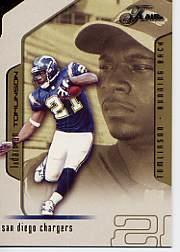 2002 Flair Collection #91 LaDainian Tomlinson
