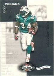 2002 Fleer Box Score First Edition #3 Ricky Williams