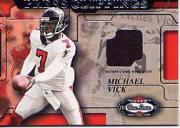2002 Fleer Box Score Press Clippings Jerseys #15 Michael Vick