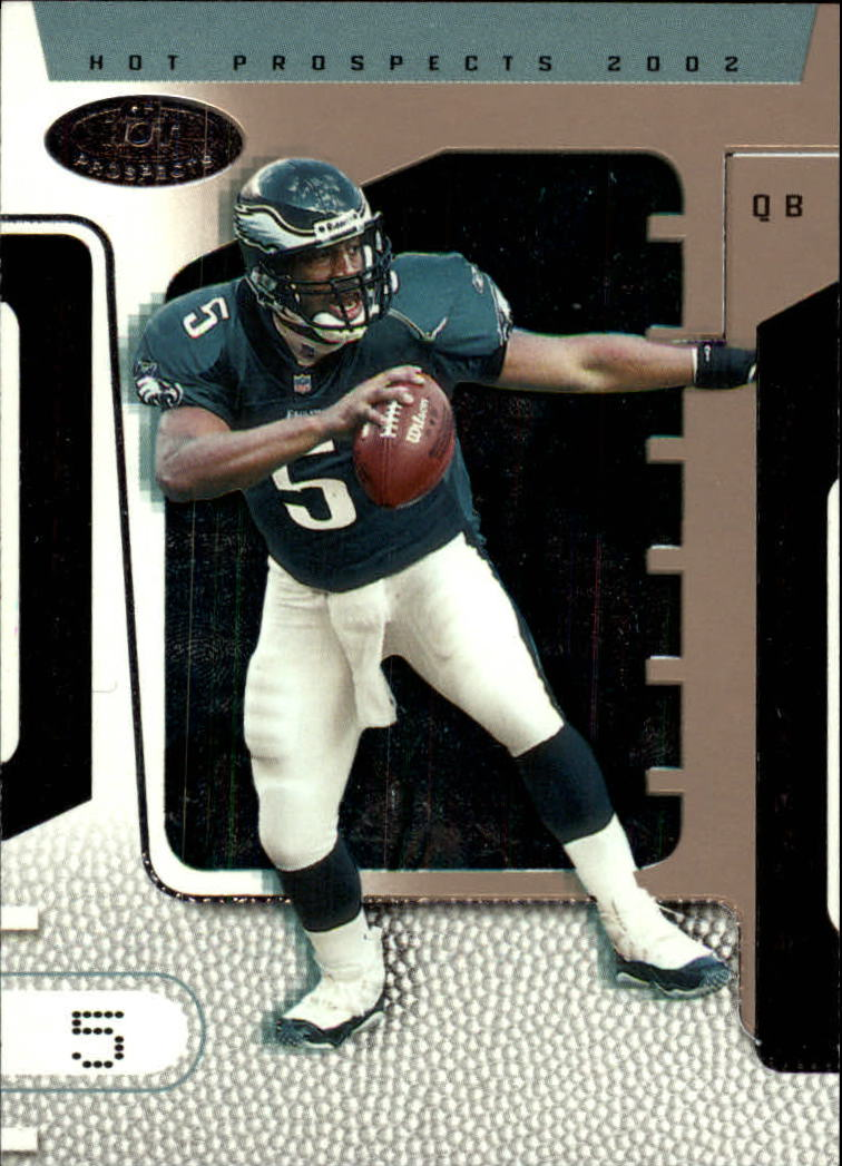 2002 Hot Prospects #1 Donovan McNabb