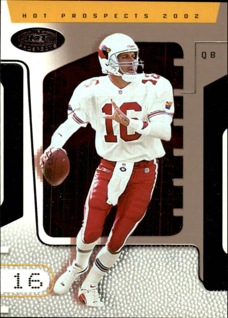 2002 Hot Prospects #8 Jake Plummer