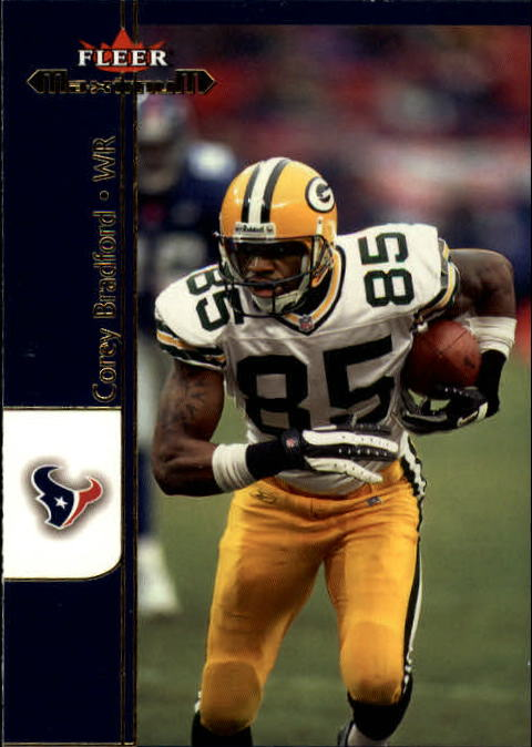 2002 Fleer Maximum #98 Corey Bradford