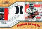 2002 Fleer Maximum Playbook Xs Jerseys #13 Duce Staley
