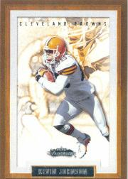 2002 Fleer Showcase #1 Kevin Johnson