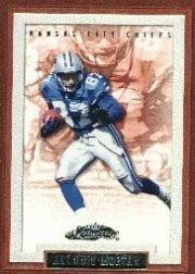 2002 Fleer Showcase #6 Johnnie Morton