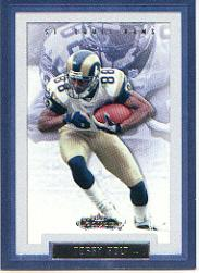 2002 Fleer Showcase #8 Torry Holt