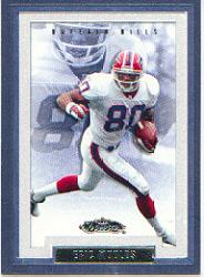 2002 Fleer Showcase #10 Eric Moulds
