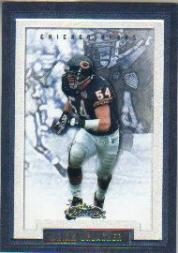2002 Fleer Showcase #19 Brian Urlacher
