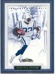 2002 Fleer Showcase #20 Dominic Rhodes