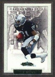 2002 Fleer Showcase #22 Tim Brown
