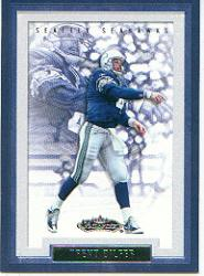 2002 Fleer Showcase #23 Trent Dilfer