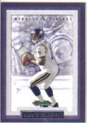 2002 Fleer Showcase #26 Daunte Culpepper
