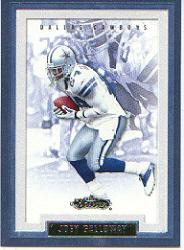 2002 Fleer Showcase #29 Joey Galloway