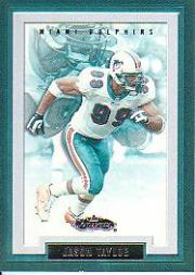 2002 Fleer Showcase #30 Jason Taylor