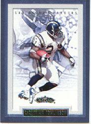 2002 Fleer Showcase #36 LaDainian Tomlinson