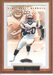 2002 Fleer Showcase #37 Peter Warrick